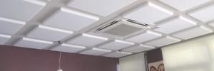 Как красить потолочную плитку и чем